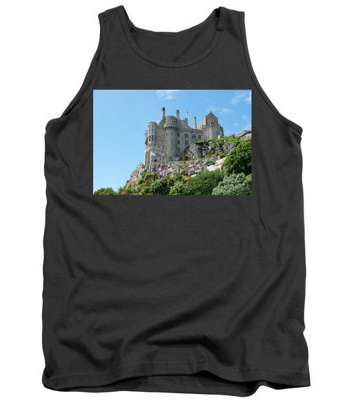 St Michael's Mount Castle Tank Top