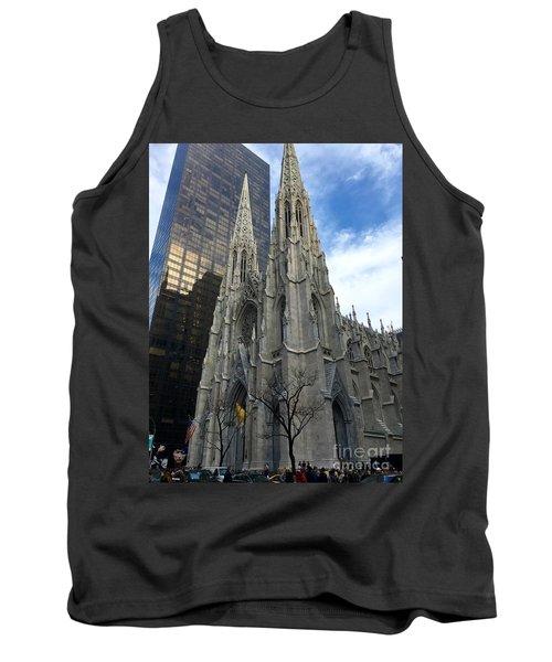 St. Patricks Cathedral Tank Top