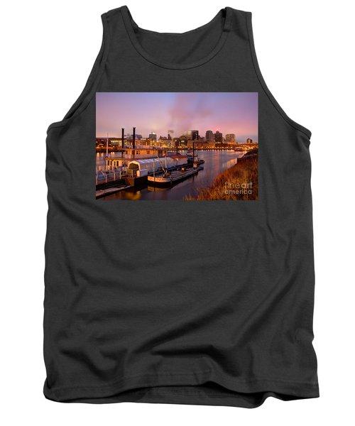 St Paul Minnesota Its A River Town Tank Top