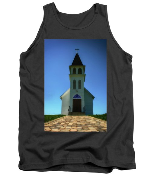 Tank Top featuring the photograph St. Peter's Church 2 by Joseph Hollingsworth