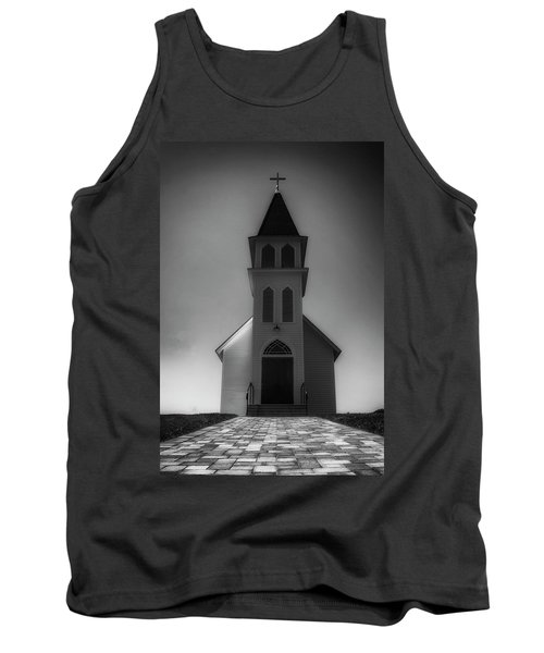 Tank Top featuring the photograph St. Peter's Church by Joseph Hollingsworth
