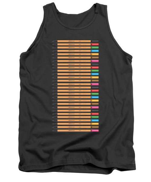 Stabilo Point 88 Fineliner Poster Tank Top