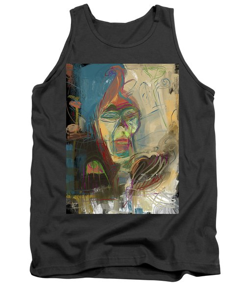Stage Fright Tank Top