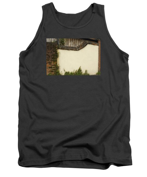Tank Top featuring the photograph Stage-ready by Wanda Krack