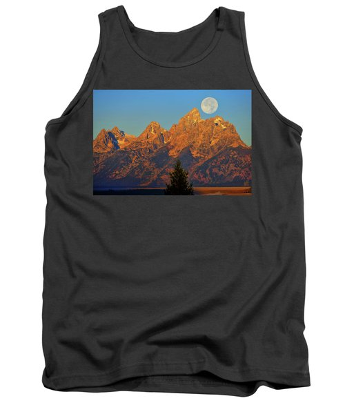 Stairway To The Moon Tank Top