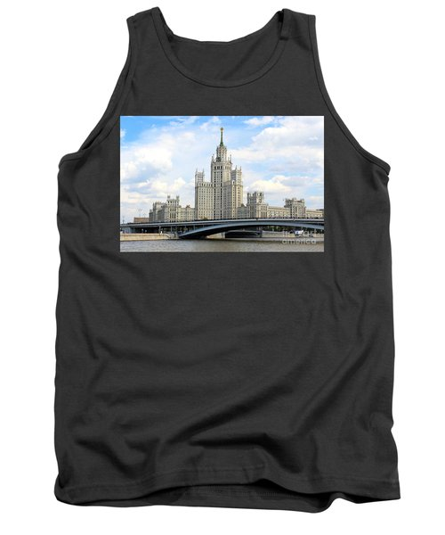 Kotelnicheskaya Embankment Building Tank Top