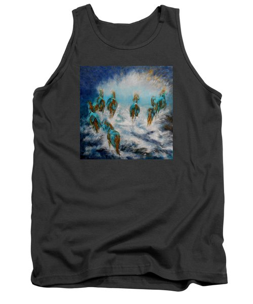 Stampede To Heaven Tank Top