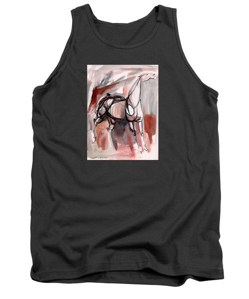Stand Alone Tank Top by Mary Armstrong