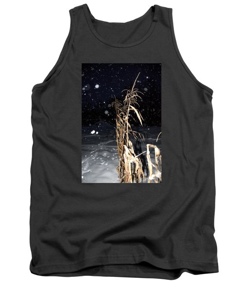 Tank Top featuring the photograph Stand Tall by Annette Berglund