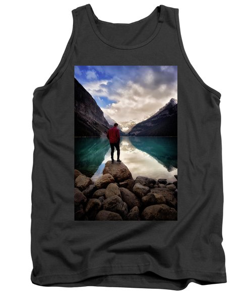 Standing Alone Tank Top by Nicki Frates