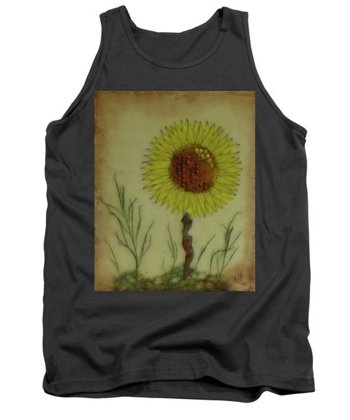 Standing At Attention Tank Top by Terry Honstead