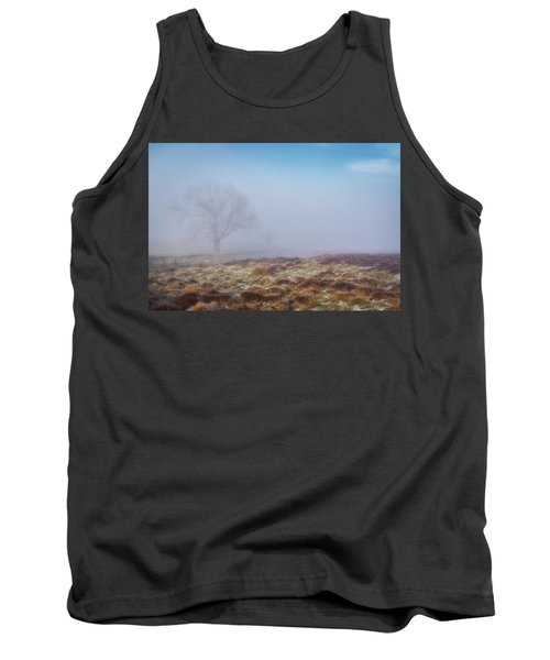 Tank Top featuring the photograph Standing Fiercely by Jeremy Lavender Photography