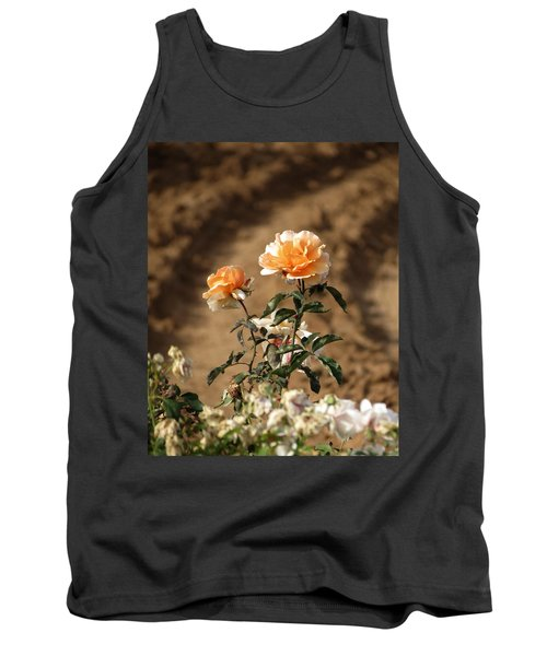 Standing Out Tank Top by Laurel Powell
