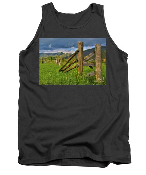 Standing The Test Of Time Tank Top by John Roberts