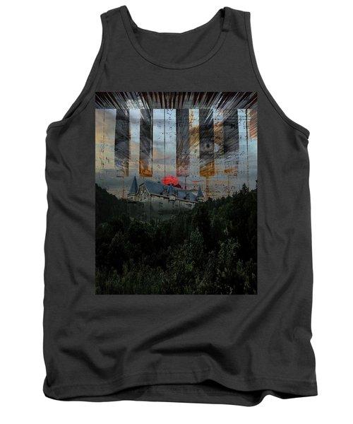 Star Castle Tank Top