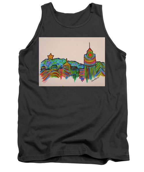 Star City Play Tank Top