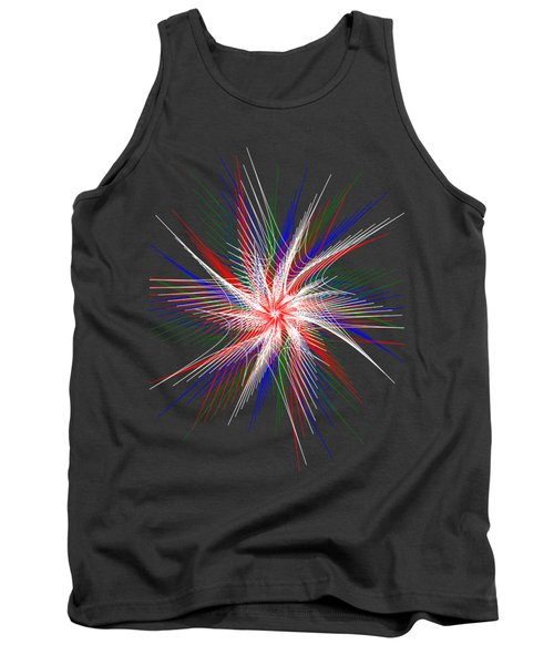 Star In Motion By Kaye Menner Tank Top