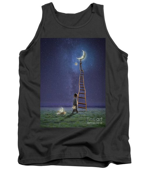 Star Keeper Tank Top