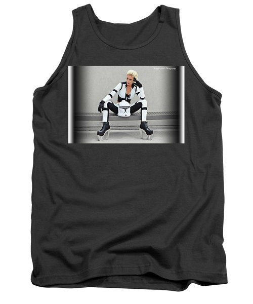 Star Wars By Knight 2000 Photography- Clone Trooper Tank Top