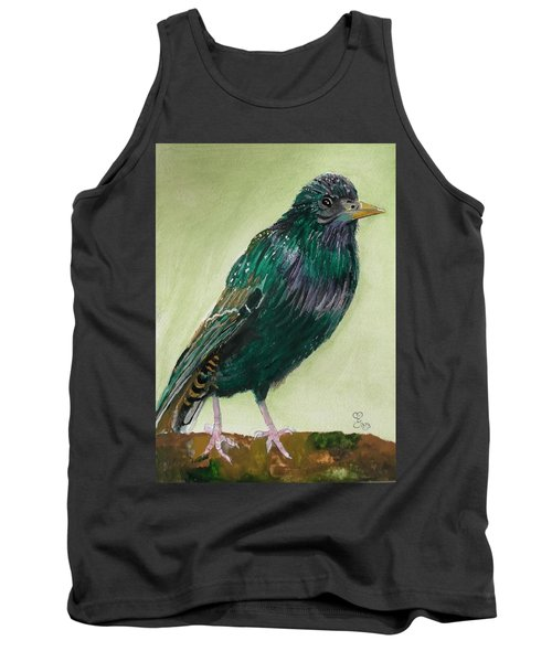 Starling Tank Top by Carole Robins