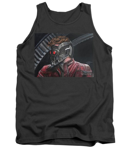 Starlord Tank Top by Tom Carlton