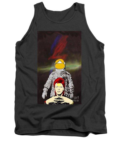 Starman Bowie Tank Top