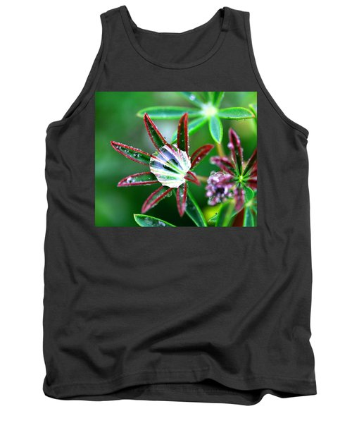 Starry Droplets Tank Top