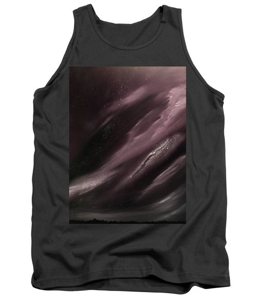 Starry Night 3 Tank Top by Scott Wilmot