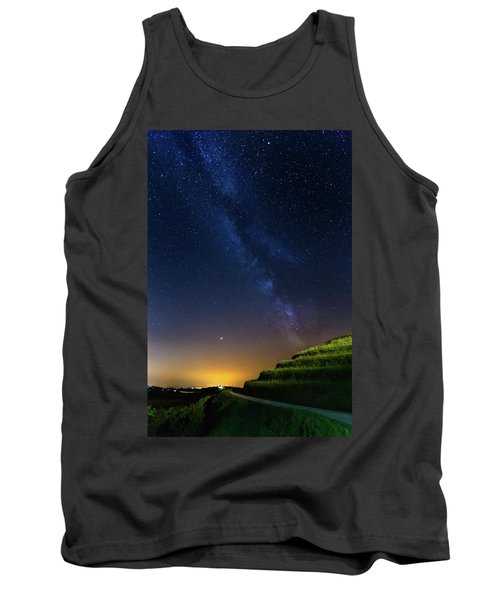 Starry Sky Above Me Tank Top