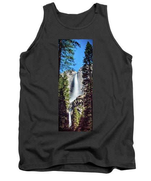 Starry Yosemite Falls Tank Top