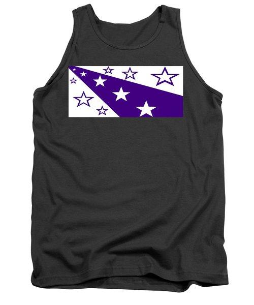 'stars 21' Or 'purple Stars' Tank Top
