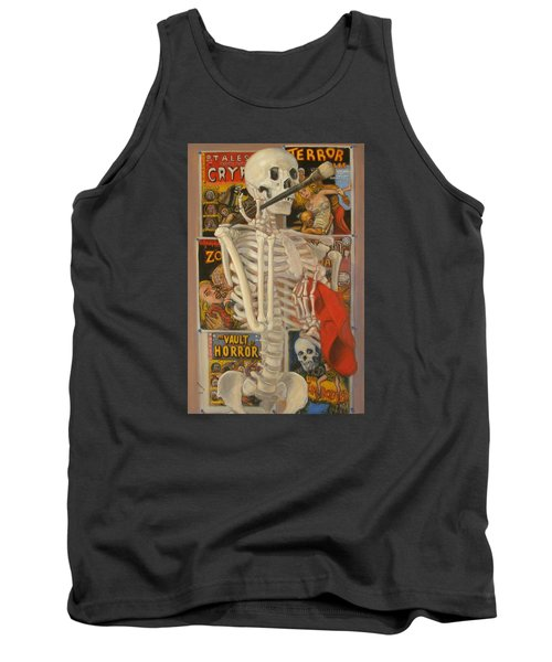 Starving Artist Tank Top by Donelli  DiMaria