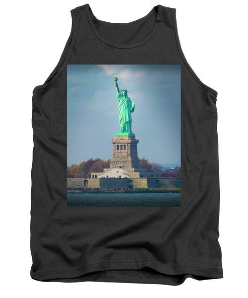 Statue Of Liberty 2 Tank Top