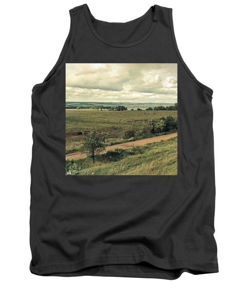 Stausee Kelbra  #nature  #flowers Tank Top