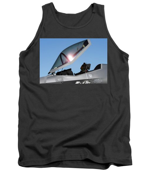 Stealth Office Tank Top