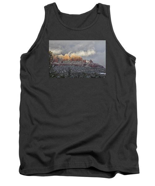 Steamboat Tank Top by Tom Kelly