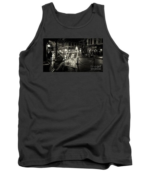 Steamin' Johnny Tank Top