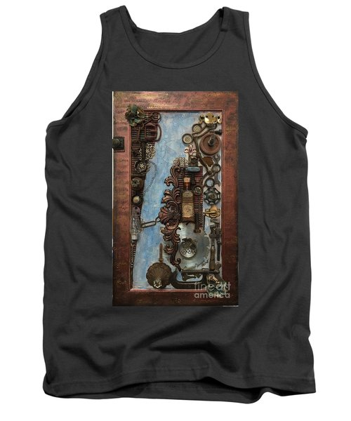 Steampunk 1 Tank Top