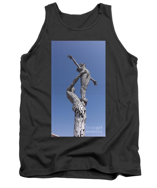 Steel People Tank Top