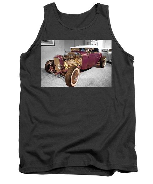 Steele Roadster Tank Top by John Schneider