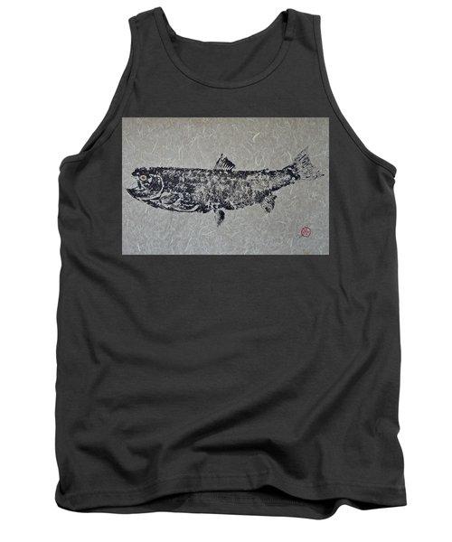 Steelhead Salmon - Smoked Salmon Tank Top