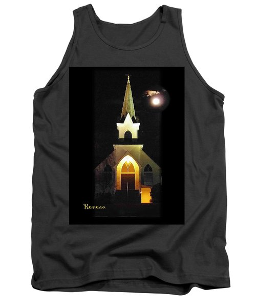 Steeple Chase 3 Tank Top