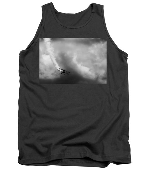 Steerman Tank Top by Michael Nowotny