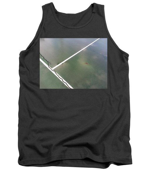 Step On A Crack... Tank Top