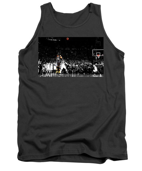 Steph Curry Its Good Tank Top by Brian Reaves