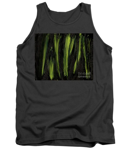 Stepping Through Mens Blades Of Mars Tank Top