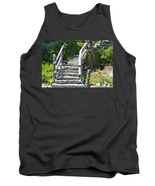 Stepping Up Tank Top