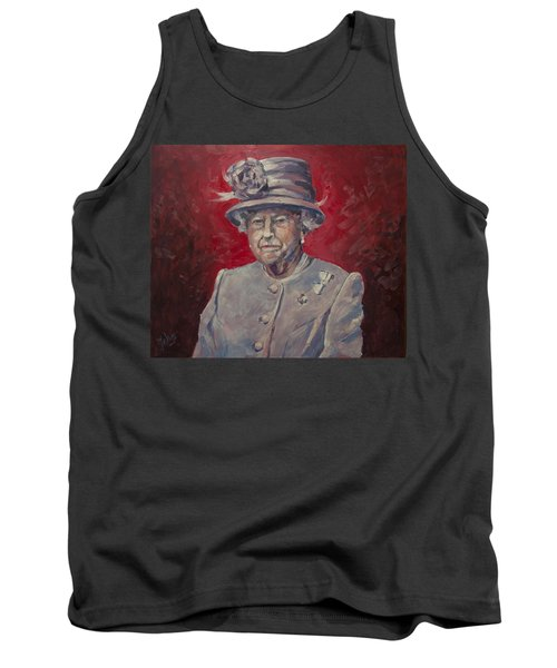 Stiff Your Upperlip And Carry On Tank Top