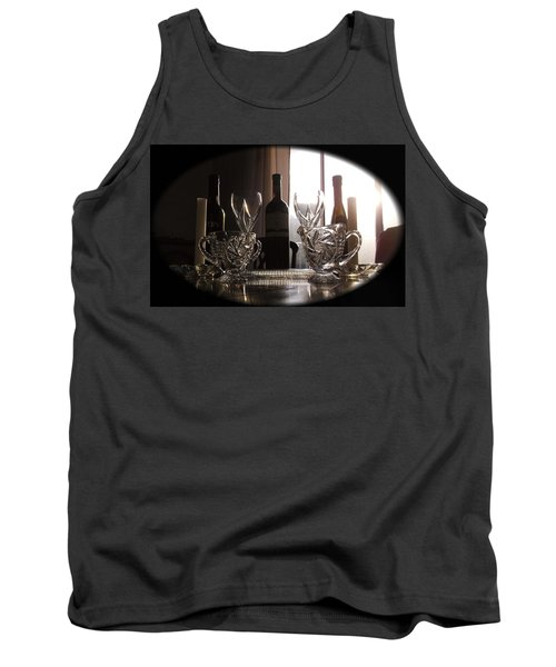 Still Life - The Crystal Elegance Experience Tank Top