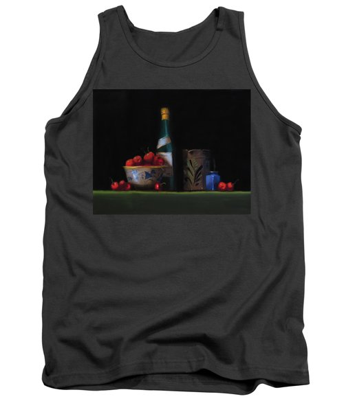 Still Life With The Alsace Jug Tank Top